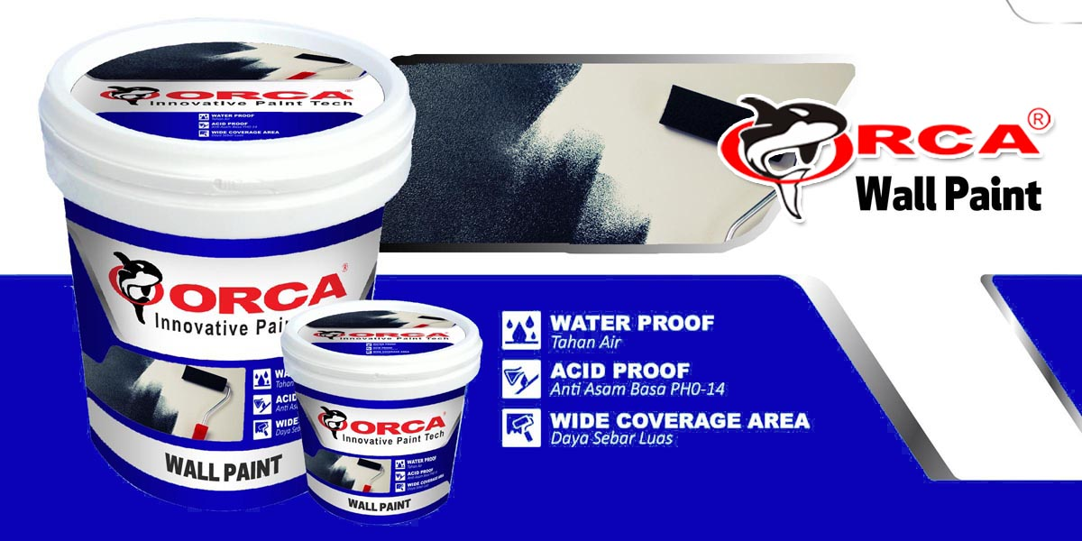 ORCA Wall Paint